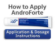 apply androforte